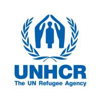logo of the UNHCR
